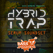 Hybrid Trap - Serum Soundset