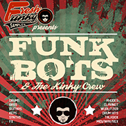 Funk Bots And The Kinky Crew