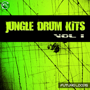 Jungle Drum Kits Vol 1