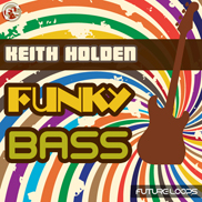 Keith Holden Funky Bass