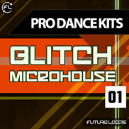 Pro Dance Kits - Glitch Micro House 01
