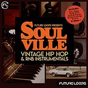Soulville - Vintage Hip Hop And RNB Instrumentals