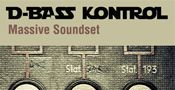 D-Bass Kontrol - Massive Soundset