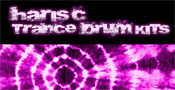 Haris C Trance Drum Kits