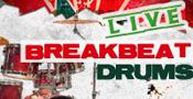 Live Breakbeat Drums