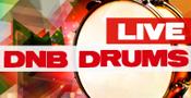 Live DNB Drums