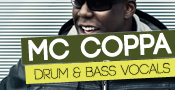 MC Coppa - Drum & Bass Vocals