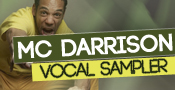 MC Darrison - Vocal Sampler