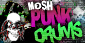 Mosh - Punk Drums