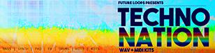 Techno Nation - WAV & MIDI Kits