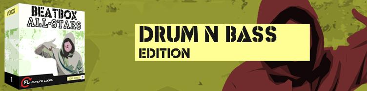 Beatbox All-Stars - Drum N Bass