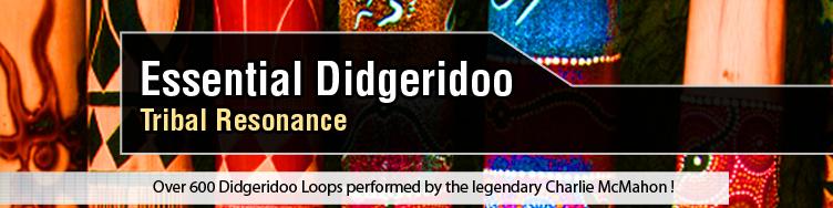 Essential Didgeridoo - Tribal Resonance