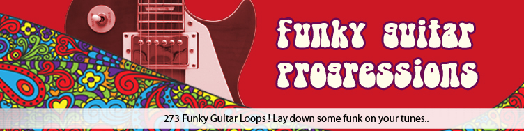 Funky Guitar Progressions