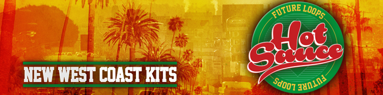 Hot Sauce - New West Coast Kits