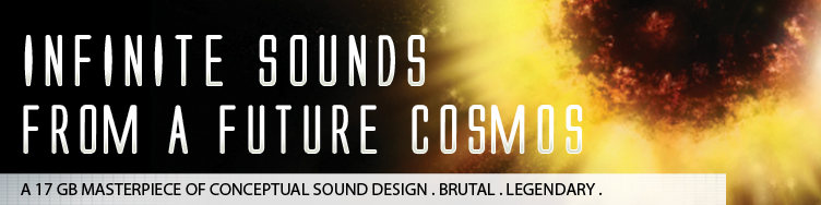 Infinite Sounds From A Future Cosmos
