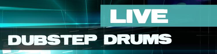 Live Dubstep Drums