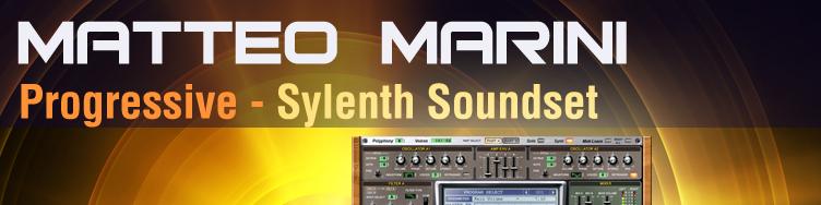 Matteo Marini Progressive - Sylenth Soundset
