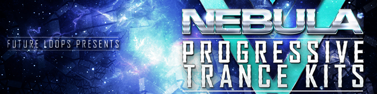 Nebula - Progressive Trance Kits