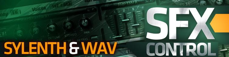 SFX Control - Sylenth & WAV