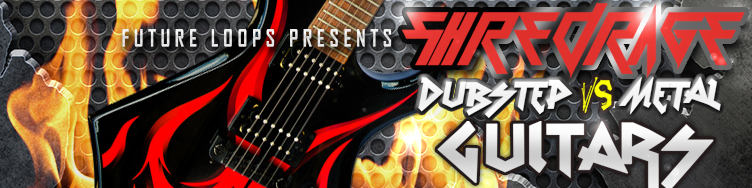 ShredRage - Dubstep VS Metal Guitars