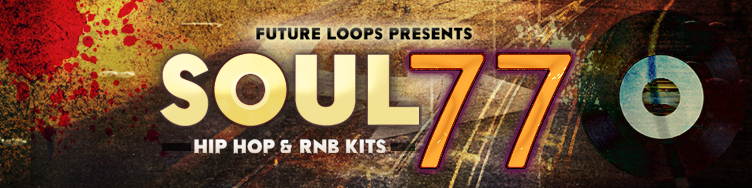 Soul 77 - Hip Hop & RNB kits