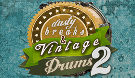 Dusty Breaks And Vintage Drums Vol 2