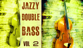 Jazzy Double Bass Vol 2