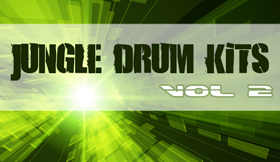 Jungle Drum Kits Vol 2