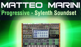Matteo Marini Progressive - Sylenth Soundset Vol 2