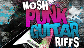 Mosh - Punk Guitar Riffs