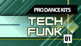 Pro Dance Kits - Tech Funk 01