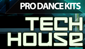 Pro Dance Kits - Tech House 01