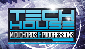 Tech House - MIDI Chords & Progressions