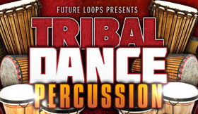 Tribal Dance Percussion