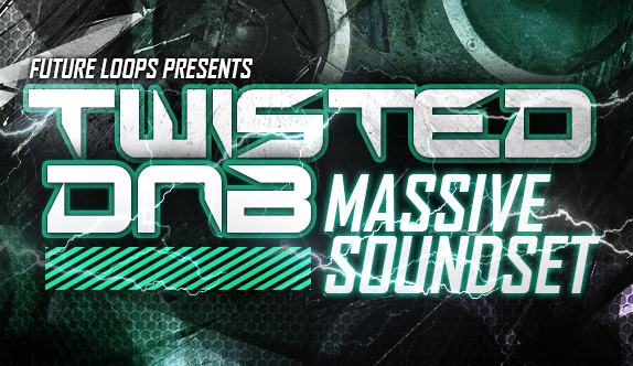 Twisted DNB - Massive Soundset