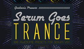 Serum Goes Trance