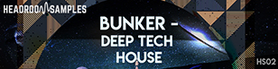 Bunker - Deep Tech House
