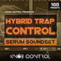 Hybrid Trap Control - Serum Soundset