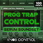 Prog Trap Control - Serum Soundset