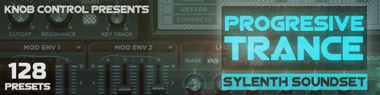 Progressive Trance - Sylenth Soundset