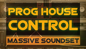 Prog House Control - Massive Soundset