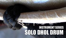 Solo Dhol Drum